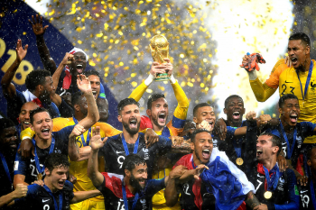 Biggest surprises and busts of the FIFA World Cup 2018.