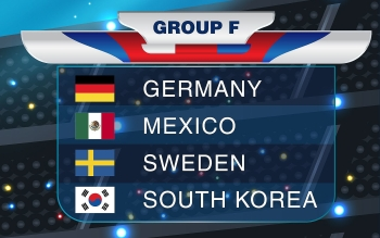 FIFA World Cup 2018 Group F.