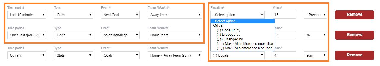 betting tool
